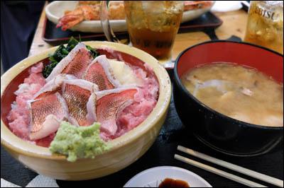 171023-新宿「鷹丸鮮魚店」010