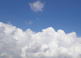 9月1日の宮崎の空