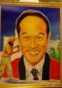 東国原知事の絵