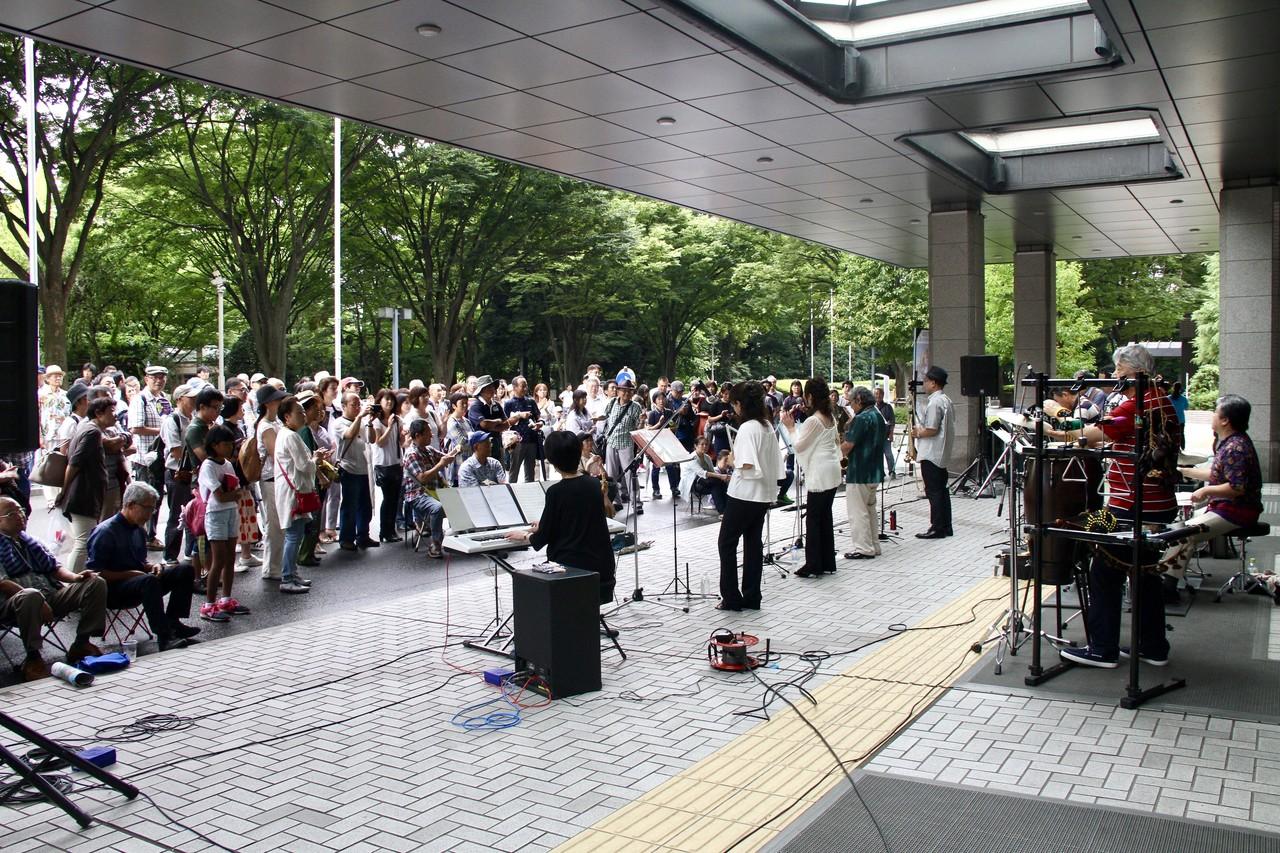 定 禅 寺 ストリート ジャズ フェスティバル 2019