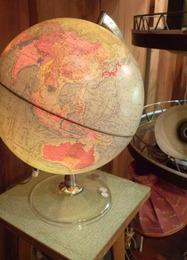 地球儀照明