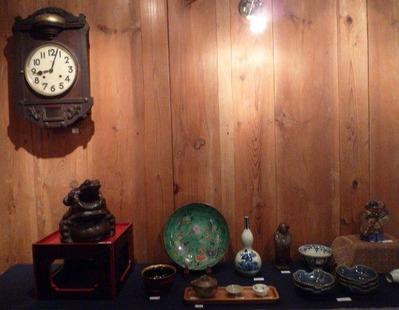 秋の骨董展3