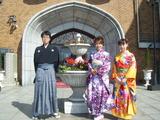 赤沼さん結婚式3