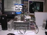 東大顔ロボット