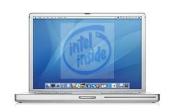 Intel inside Mac