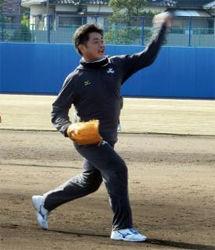 工藤公康さん(53歳)小学生相手にカーブ・速球など計183球投げ込む