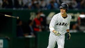 WBC小林誠司 打率.450 1本塁打 6打点