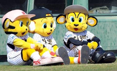 2008年7月22日阪神タイガースにM46点灯!!!!