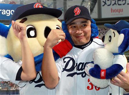 【悲報】森野将彦さん、どさくさ紛れにとんでもないオープン戦成績を残してしまう