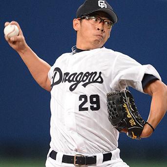 山井大介 (二軍) 12試合 0勝5敗 防御率8.90