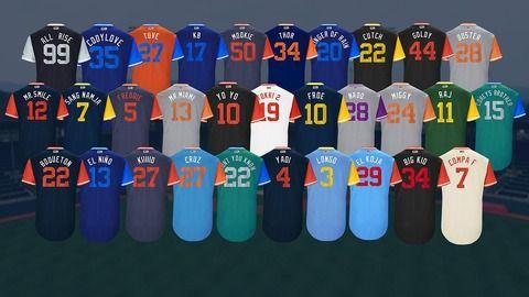 MLBが背ネームにニックネームを採用 数試合限定で着用へ
