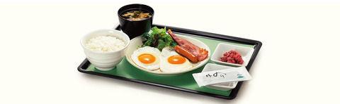 ロイヤルホストの朝定食(594円)wwwwwwwwwwww