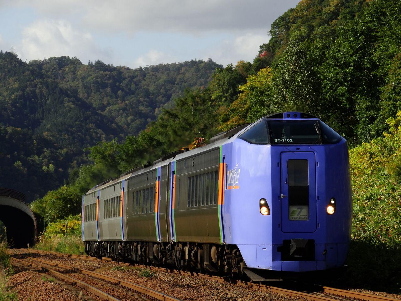 石勝線 : bouzu104の鉄道撮影記