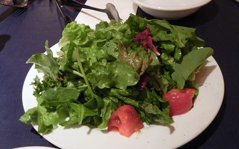 ダイエットの鉄則、食前の野菜