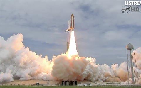 NASA Live_Liftoff