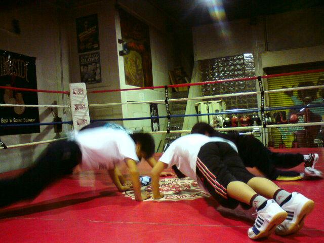 野口ボクシングジム