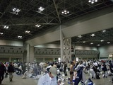東京マラソン 更衣室