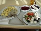 ドイツの昼食