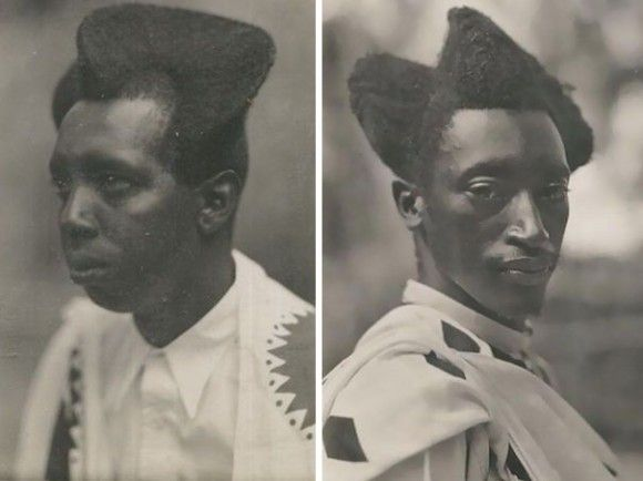 リーゼントともアフロともちがう。盛り上げること山のごとし。広げること扇のごとし。ルワンダ伝統の髪形「アマスンズ」図鑑