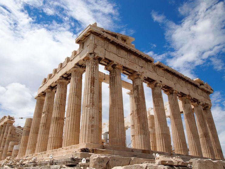 【朗報】自動ドアさん、古代ギリシャに既にあった
