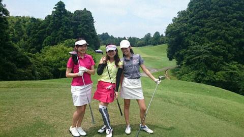 【画像あり】第50回 日本女子おっぱいゴルフ選手権  wwwwwナイスまんこwwwwwww
