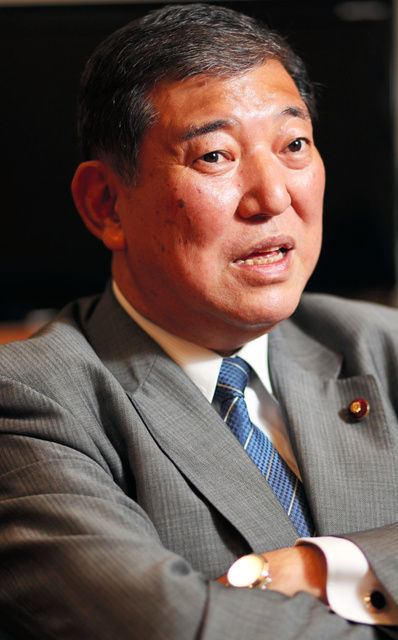【自民総裁選】石破氏「安倍さん支持の大合唱、自民党変質したのかも」(衆鳥取1区)
