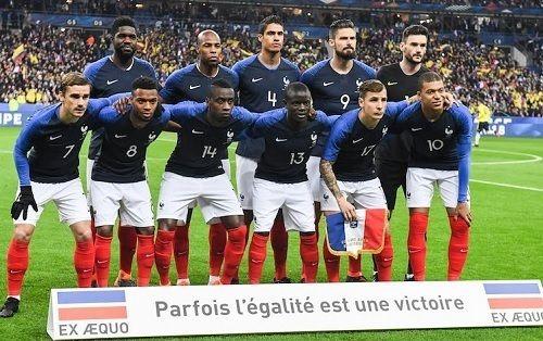 フランス代表、ロシアW杯メンバー23名+予備メンバー11名を発表!グリーズマンやポグバが選出!負傷のコシェルニーらは落選
