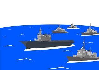 【韓国・国際観艦式】済州で12ヶ国が1つに!海上パレード