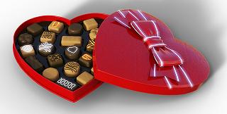 お前らバレンタインチョコ何個もらえた?関係ないやつは好きな外食チェーン店の名前