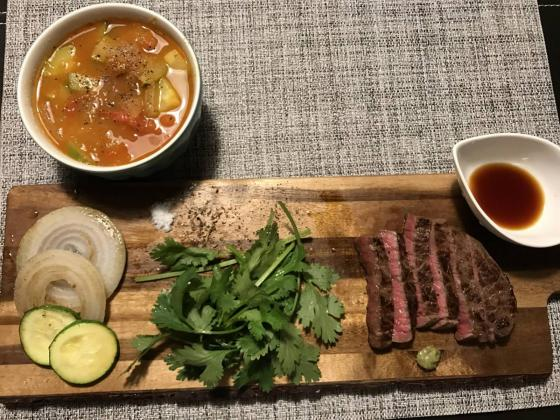 ぐう美味そうな晩飯できたンゴwww →意識の高さを突き詰めた結果www(画像あり)