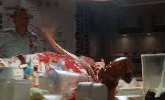 【動画】 映画「エイリアン」のトレイラーををコメディータッチで作ってみた!!