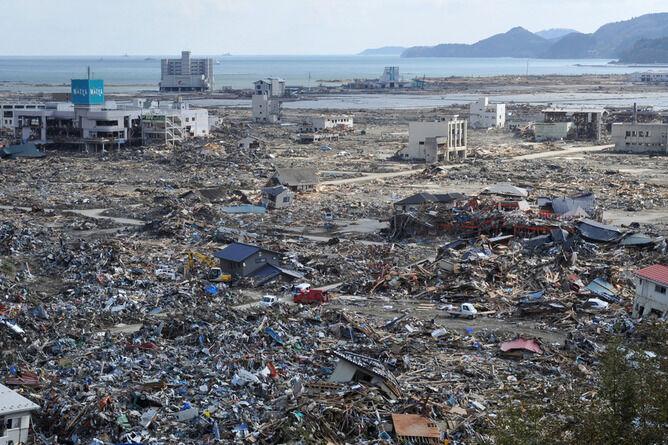 東日本大震災がガチでヤバイと確信した瞬間・・・