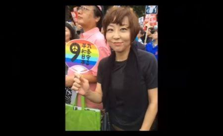 【動画】室井佑月がゲストに志位委員長を招き大はしゃぎ!「私、志位さんのファンなんです」ガチだよ