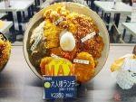 【食事・話題】「大人様ランチ」がスゴイ! 1食3722キロカロリー、誰が食べる