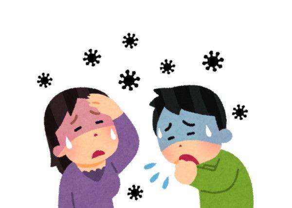 彡(゚)(゚)で学ぶインフルエンザ