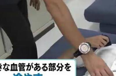 【画像】アナウンサーさん、取材先のお医者さんに股間をまさぐられてしまう…