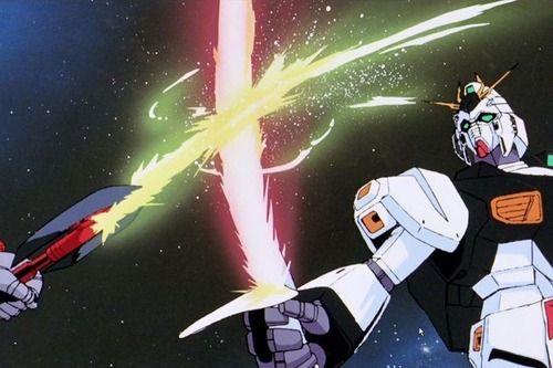 ※【ガンダム】ビームサーベルやビーム兵器の色について考察する