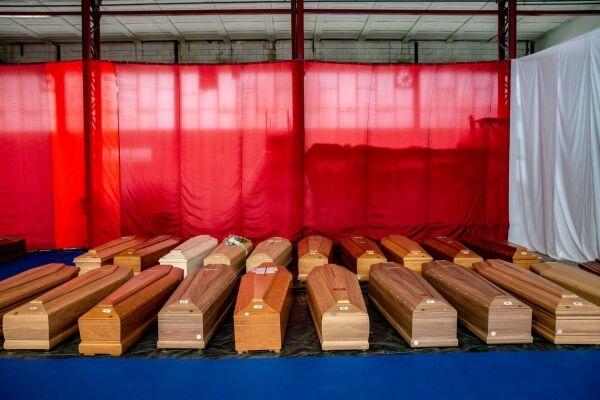 【衝撃】イタリアのコロナ死者数がいくらなんでもヤバすぎる…統計はるかに上回る