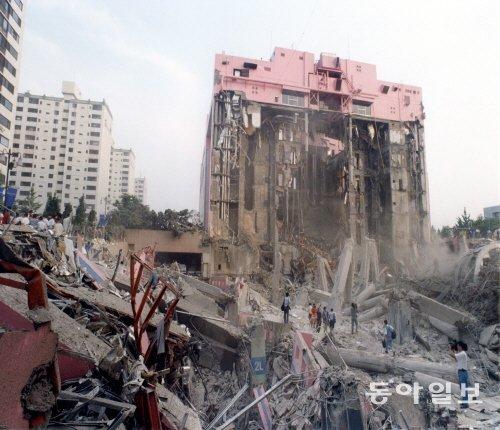 「コンサートは開くのに・・・」 ⇒ 【韓国】「三豊百貨店崩壊から20年」~MERSの余波で追悼式中止