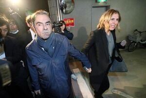 【速報】ゴーンの妻・キャロル夫人 「日本はセコイ、陰謀の犠牲者として宣戦布告をします」
