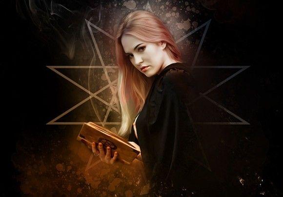 魔女術「ウイッカ」における24のシンボルの秘密の意味