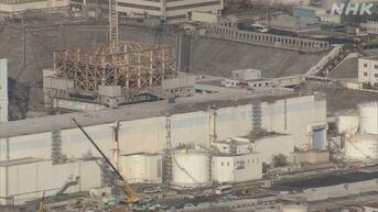 福島第一原発、冷却水の水位低下続く 原子炉圧力が大気圧まで低下