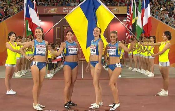 世界陸上女子、各国のチーム紹介wwwwwwwwwwwww