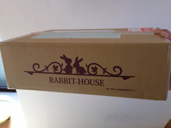 【画像あり】ラビットハウスからお届け物が来たぞ!
