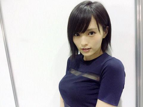 【神画像】NMB48山本彩ちゃんのロケット胸がえげつないくらいスゲーーーーーー!!