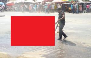 【閲覧注意】アフリカのバイク泥棒、1時間後人間じゃなくなる(画像あり)
