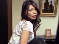 【動画】上司の嫁が美尻見せつけてきたので寝取りハメ(*゚∀゚)=3 ムッハー
