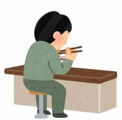 強がりじゃなくて、本当に、一人で飯を食べるのが平気なんだがおかしいのか?