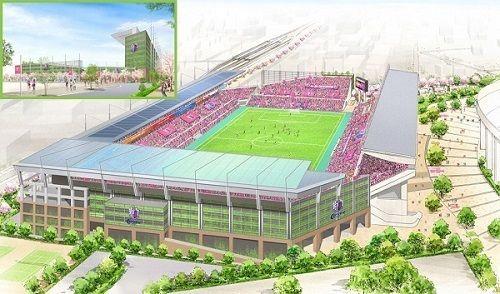 C大阪、キンチョウスタジアム改修計画を発表!2万人から4万人収容に!総工費50億円(関連まとめ)