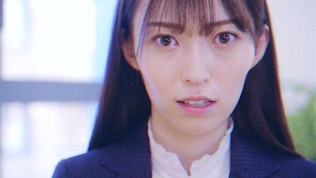 【元NGT48】山口真帆の目力が凄い!!【ドラマ シロでもクロでもない世界で、パンダは笑う。】